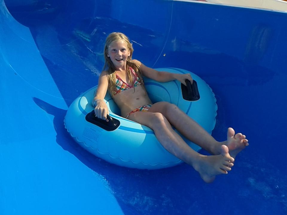 zwembad in Eger