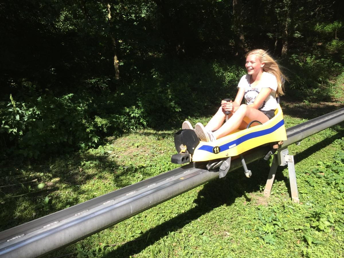 bobsleebaan in Szilvasvarad
