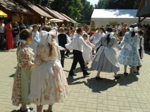 Folklore in Felsotarkany