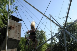 trampoline Szilvasvarád